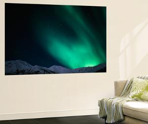 Aurora Borealis, Gates of the Arctic National Park and Preserve, Alaska, USA by Hugh Rose