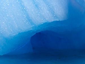 Columbia Glacier Iceberg, Columbia Bay, Prince William Sound, Alaska, USA by Hugh Rose