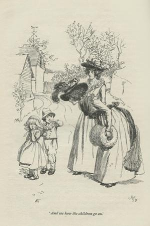 And see how the children go on, 1896