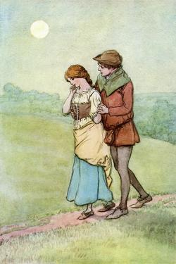 As you Like It by William Shakespeare by Hugh Thomson