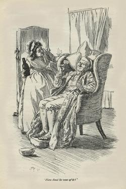 How fond he was of it, 1896 by Hugh Thomson