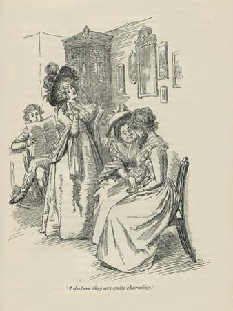 I declare they are quite charming, 1896