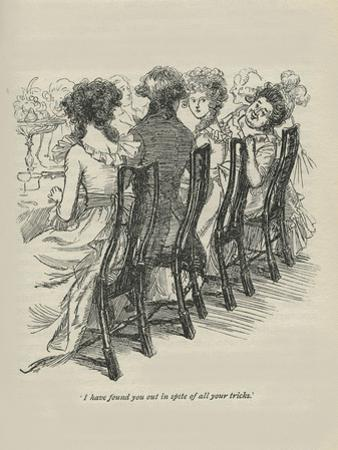I have found you in spite of all your tricks, 1896