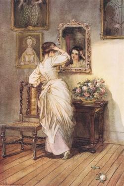Illuminating.....The Dusky Mirror by Hugh Thomson