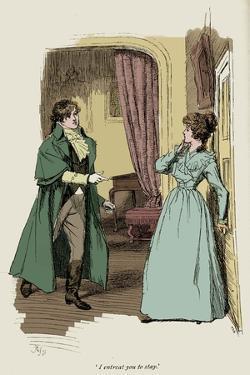 'Sense and Sensibility' by Jane Austen by Hugh Thomson