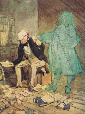 Surveyor Pugh and Hawthorne by Hugh Thomson