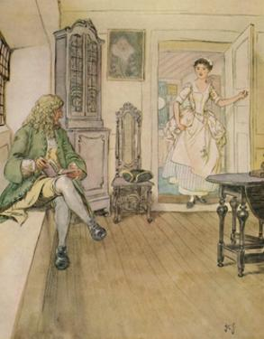 'Well, My Kate, I See You Have Changed Your Dress As I Bade You., 1912, (1923) by Hugh Thomson