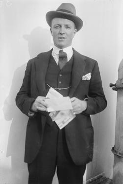 Hugh Walpole, c.1920