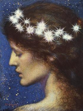Night, C.1880-85 by Hughes Edward Robert