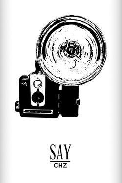 Photoshoot I (Say Chz) by Hugo Edwins