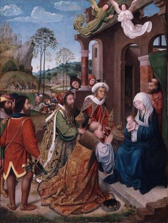 Adoration of the Magi, C.1505