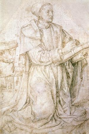 Study for St Luke