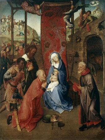 The Adoration of the Magi, 15th Century
