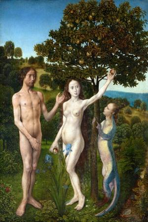 The Fall of Man and the Lamentation