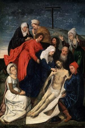 The Lamentation over Christ, Early 16th Century