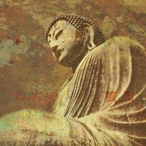 Asian Buddha II by Hugo Wild
