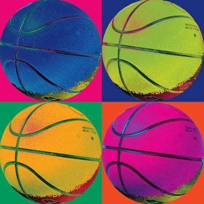 Ball Four-Basketball by Hugo Wild