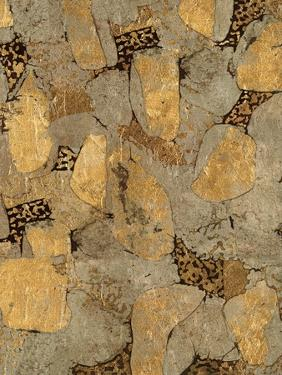 Gilded Stone Gold II by Hugo Wild