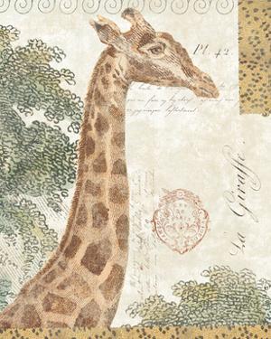 La Giraffe by Hugo Wild
