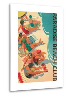 Paradise Beach Club by Hugo Wild