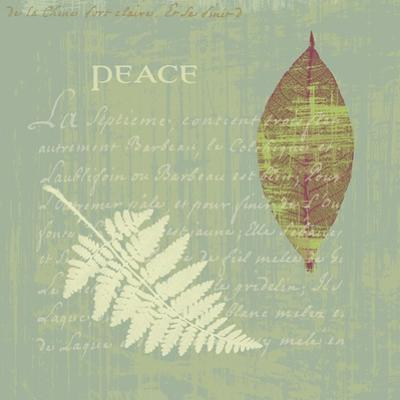 Peace by Hugo Wild