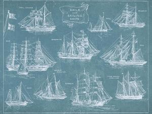 Sailing Ships by Hugo Wild