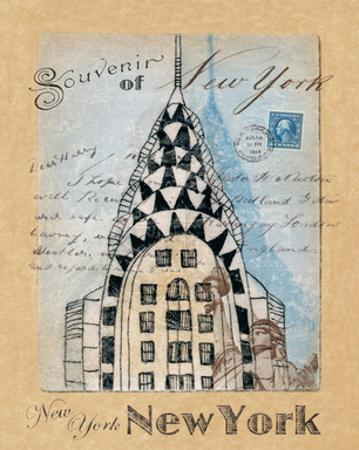 Souvenir of New York by Hugo Wild