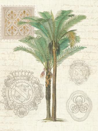 Vintage Palm Study II