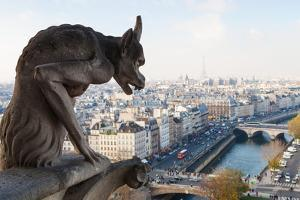 Notre Dame of Paris by hugofelix