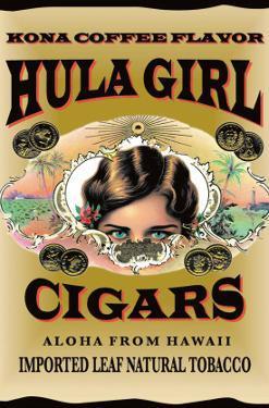 Hula Girl Cigars, Hawaii