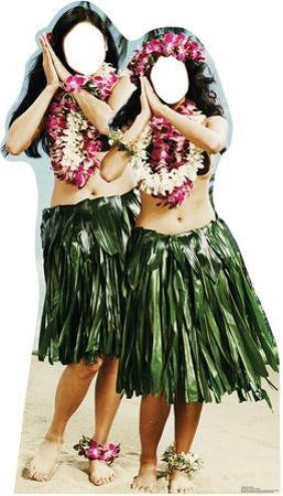 Hula Girls Stand In