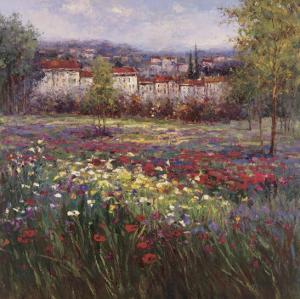 Tuscan Pleasures II by Hulsey