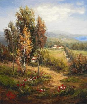 Valle Salerno by Hulsey