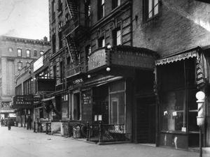 Cotton Club by Hulton Archive