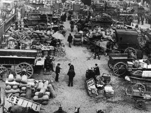 Covent Garden by Hulton Archive