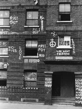 Graffiti by Hulton Archive