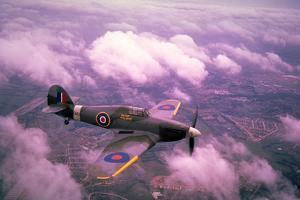 Hawker Hurricane Pz865 by Hulton Archive