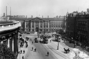 Trinity College by Hulton Archive