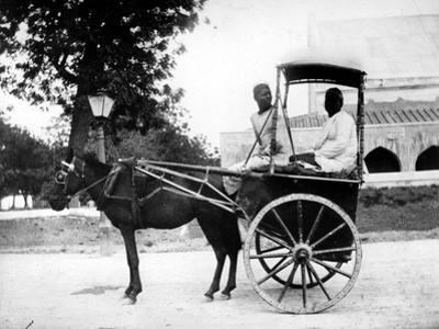 Ekka Passengers by Hulton Collection