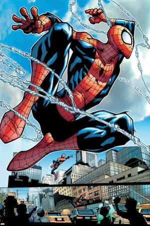 The Amazing Spider-Man #1 Featuring Spider-Man by Humberto Ramos