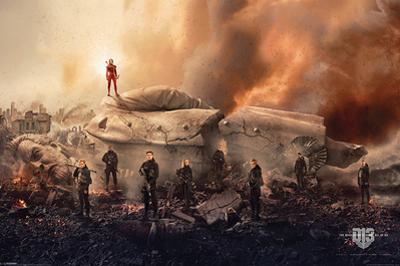 Hunger Games- Warriors