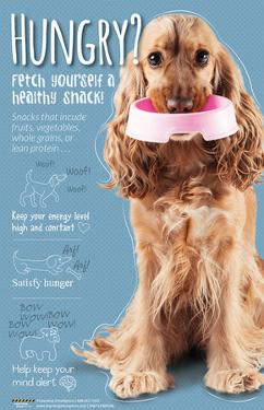 Hungry - Catch a Healthy Snack