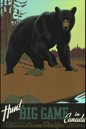 Huntbig Gamein Canada Grizzly