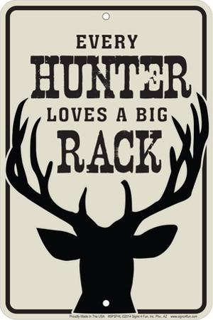 Hunters Love Racks