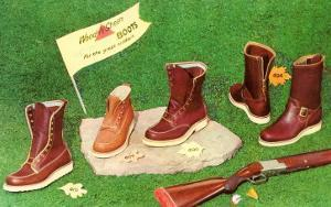 Hunting Boots and Shoes, Rifle