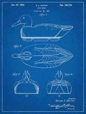 Hunting Duck Decoy Patent