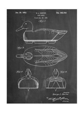 Hunting Duck Decoy Patent
