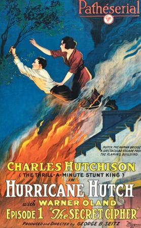 Hurricane Hutch - 1921 I
