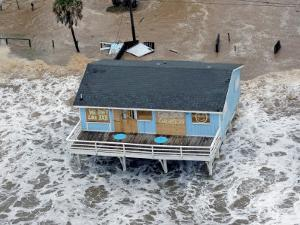 Hurricane Ike, Galveston, TX