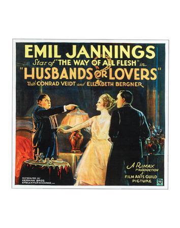 Husbands Or Lovers - 1924 I
